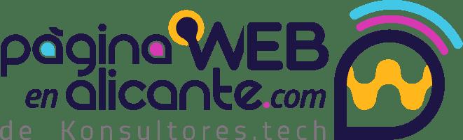 Logo Pagina web en Alicante